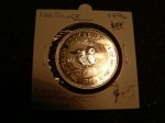 OZ 1994 SILVER KOOKABURRA COIN. Click for more information...