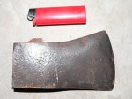 Lot of Old or antique Axe heads & hatchets or tomahawks. Click for more information...