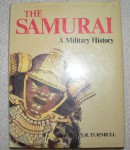 HC The Samurai a military history. Click for more information...