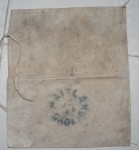 Old Maitland Gaol prison cloth bag. Click for more information...