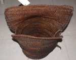 Lovely old PNG Woven cane body armour. Click for more information...