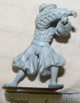 Vintage lead figure warrior. Click for more information...