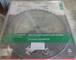 Bosch Optiline Wood Circular Saw Blade 305mm 40T. Click for more information...