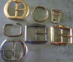 assorted buckles. Click for more information...