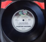 Juke box 45 single record Pointer Sisters Neutron dance. Click for more information...
