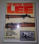 The British service lee Lee Metford Lee Enfield smle 303 ref book. Click for more information...