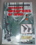 Infantry weapons of ww2 By I V Hogg. Click for more information...