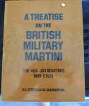 Treatise on the British Military Martini Henry 40 and 303 Skennerton. Click for more information...