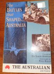 The battles that shaped Australia. Click for more information...