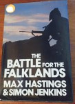 The battle for the Falklands. Click for more information...