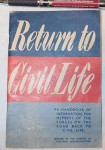 ww2 Australian Military booklets return to civil life. Click for more information...