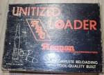 Old Unitized Mequon hand loader for 303 British in original box. Click for more information...