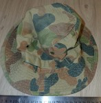 Australian Army Camo boonie giggle hat. Click for more information...