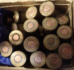 WW2 dated 303 AP rounds. Click for more information...