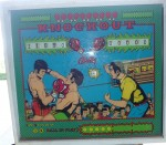 an1492 1975 Bally Pinball machine KNOCKOUT. Click for more information...