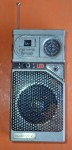 an1495 Old transistor radio. Click for more information...